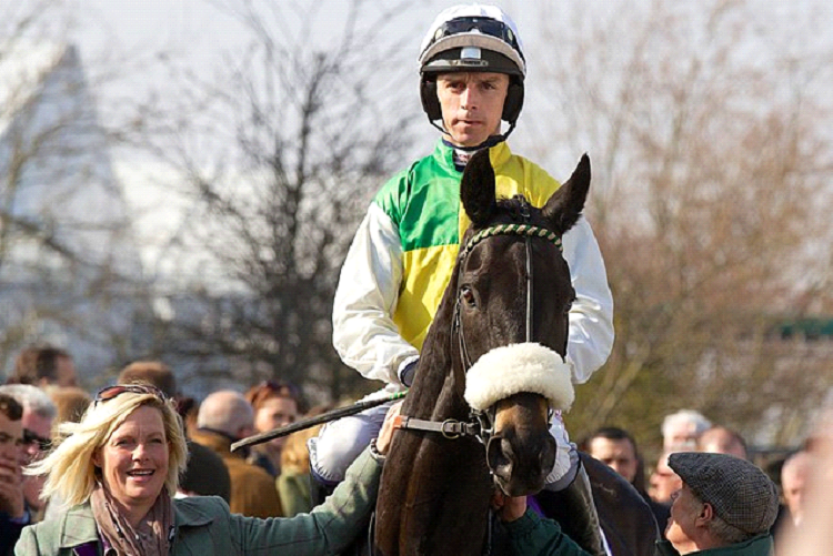 """Will the Trevor Hemmings colours carried by Many Clouds in 2015 be victorious again"