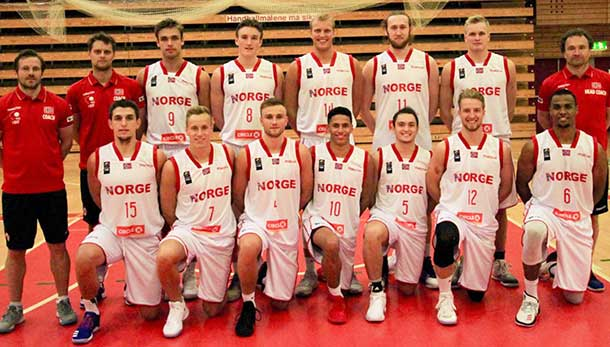 Norwegian-national-basketball-team