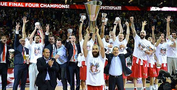 euroleague winner