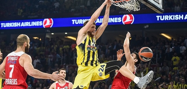Euroleague Fenerbahce vs Olympiakos Spread and Prediction