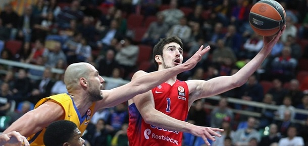 Euroleague CSKA Moscow vs Khimki M. Game 3 Spread and Prediction