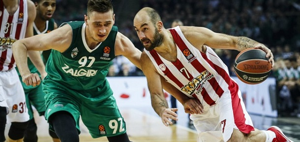 Euroleague Olympiakos vs Zalgiris Kaunas Preview and Prediction