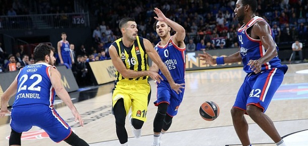 Euroleague Anadolu Efes vs Fenerbahce Preview and Prediction
