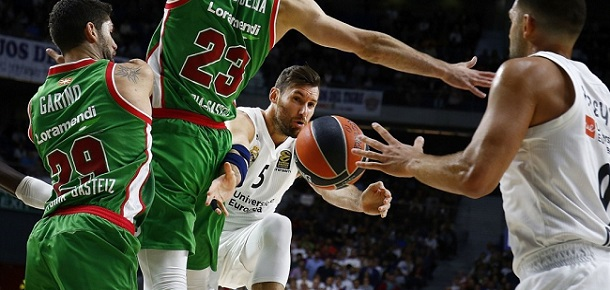 Euroleague Real Madrid vs Baskonia Preview and Prediction