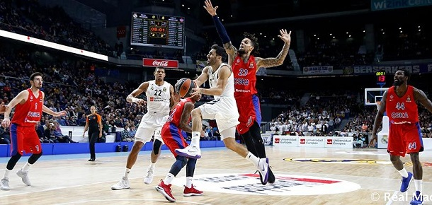 Euroleague Real Madrid vs CSKA Moscow Preview and Prediction
