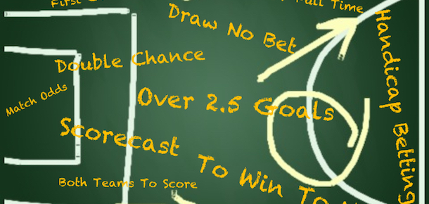 Five Basic Football Bets to Get You Started