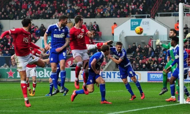 English Championship: Bristol City v Ipswich Preview and Prediction
