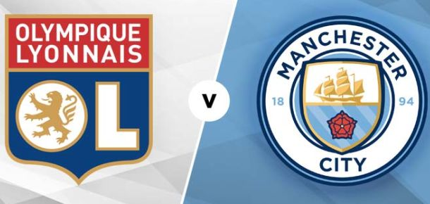Lyon v Manchester City Preview and Prediction