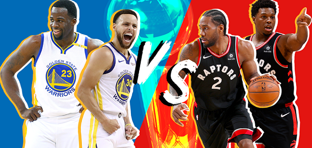 NBA Finals Golden State Warriors vs Toronto Raptors Game 1 Preview and Prediction