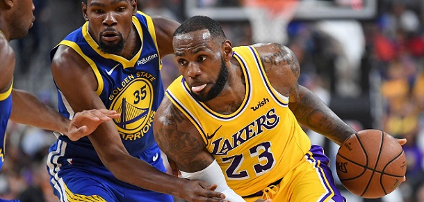NBA Los Angeles Lakers vs Golden State Warriors Preview and Prediction