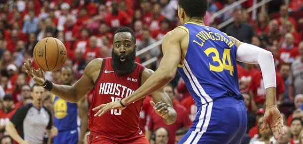 NBA Houston Rockets vs Golden State Warriors Game 5 Preview and Prediction