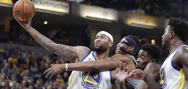NBA Indiana Pacers vs Golden State Warriors Preview and Prediction