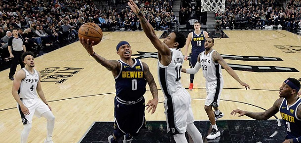 NBA San Antonio Spurs vs Denver Nuggets Preview and Prediction