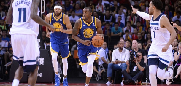 NBA Golden State Warriors vs Minnesota Timberwolves Spread and Prediction