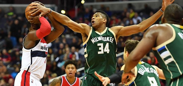 NBA Milwaukee Bucks vs Washington Wizards Spread and Prediction