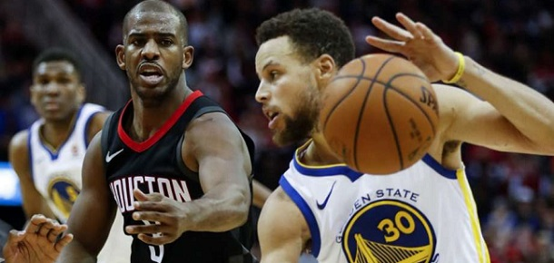 NBA Golden State Warriors vs Houston Rockets Preview and Prediction