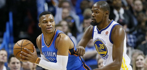 NBA Golden State Warriors vs Oklahoma City Thunder Preview and Prediction