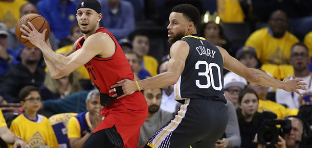 NBA Golden State Warriors vs Portland Trail Blazers Game 4 Preview and Prediction