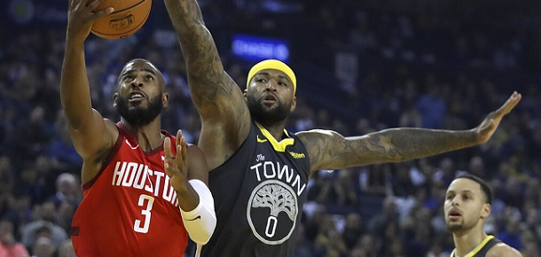 NBA Houston Rockets vs Golden State Warriors Game 1 Preview and Prediction