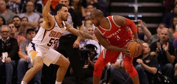 NBA Phoenix Suns vs Houston Rockets Spread and Prediction