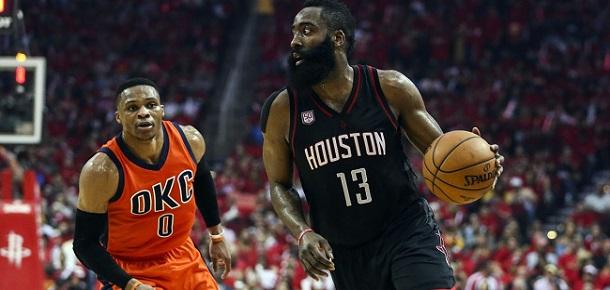 NBA Oklahoma City Thunder vs Houston Rockets Preview and Prediction