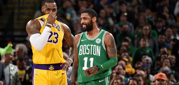 NBA Boston Celtics vs Los Angeles Lakers Preview and Prediction