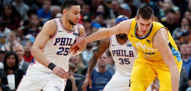 NBA Denver Nuggets vs Philadelphia 76ers Preview and Prediction