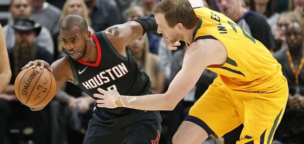 NBA Houston Rockets vs Utah Jazz Preview and Prediction