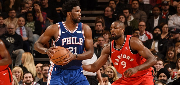 NBA Toronto Raptors vs Philadelphia 76ers Game 3 Spread and Prediction