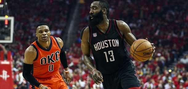 NBA Houston Rockets vs Oklahoma City Thunder Preview and Prediction
