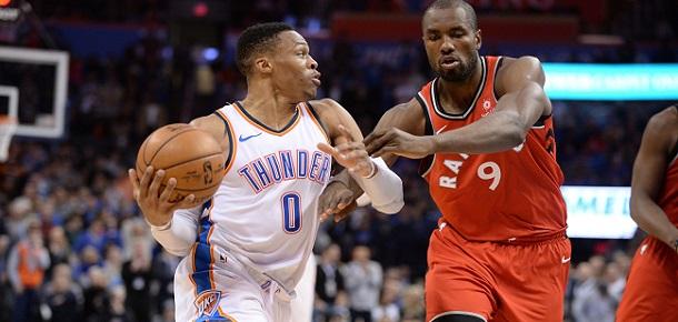 NBA Oklahoma City Thunder vs Toronto Raptors Preview and Prediction