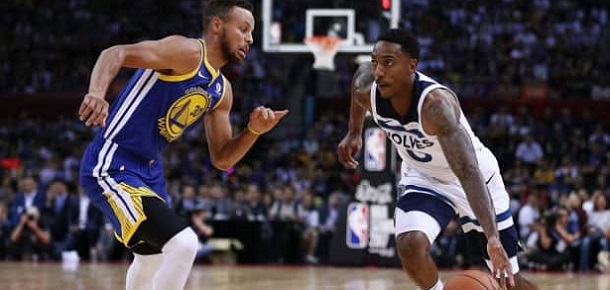 5b951f8a3 NBA Minnesota Timberwolves vs Golden State Warriors Preview and Prediction