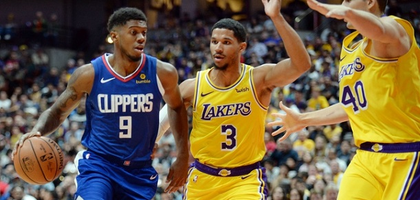 NBA Los Angeles Clippers vs Los Angeles Lakers Preview and Prediction