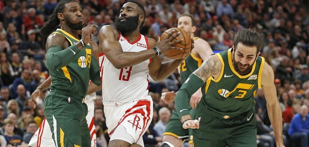 NBA Utah Jazz vs Houston Rockets Game 2 Preview and Prediction