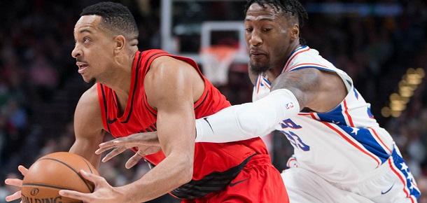 NBA Philadelphia 76ers vs Portland Trail Blazers Preview and Prediction