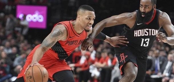 NBA Houston Rockets vs Portland Trail Blazers Preview and Prediction