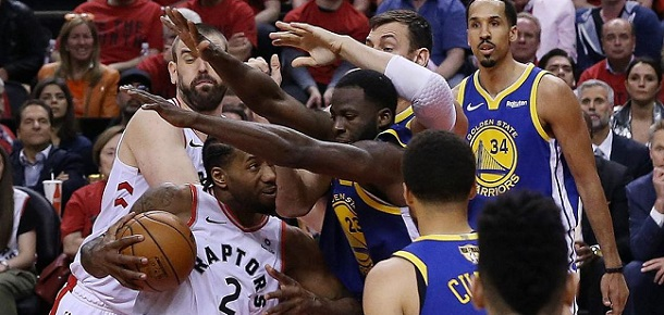 NBA Finals Toronto Raptors vs Golden State Warriors Game 3 Preview and Prediction
