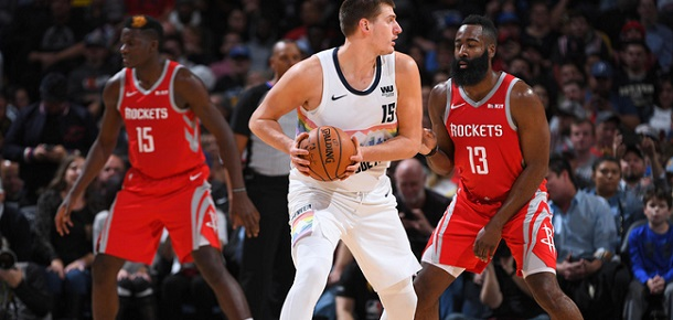 NBA Denver Nuggets vs Houston Rockets Preview and Prediction