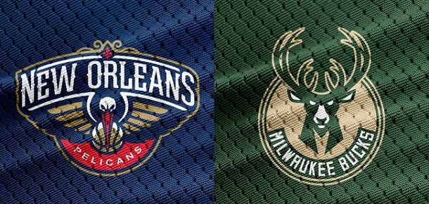 NBA Milwaukee Bucks vs New Orleans Pelicans Preview and Prediction