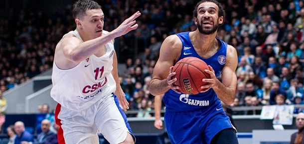 Russian VTB League Zenit Petersburg vs CSKA Moscow Game 1 Preview and Prediction