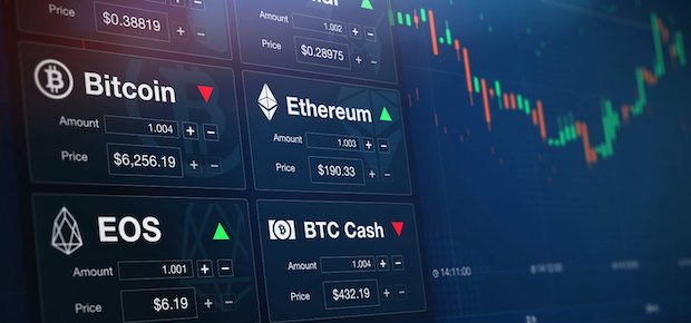 Top 5 Biggest Crypto Currencies