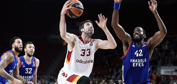 Turkish BSL Galatasaray vs Anadolu Efes Game 1 Preview and Prediction
