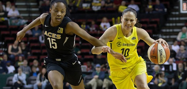WNBA Seattle Storm vs Las Vegas Aces Preview and Prediction