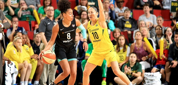 WNBA New York Liberty vs Seattle Storm Preview and Prediction