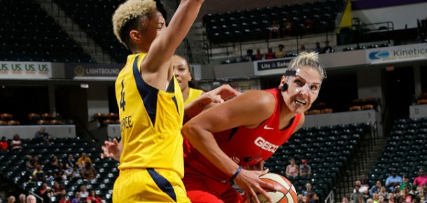 WNBA Indiana Fever vs Washington Mystics Preview and Prediction