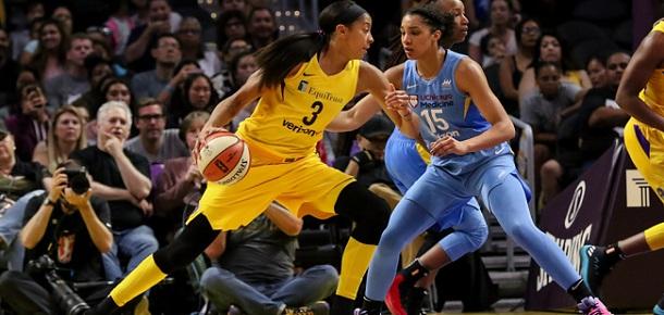 WNBA Chicago Sky vs Los Angeles Sparks Preview and Prediction