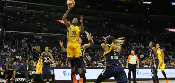 WNBA Los Angeles Sparks vs Indiana Fever Preview and Prediction