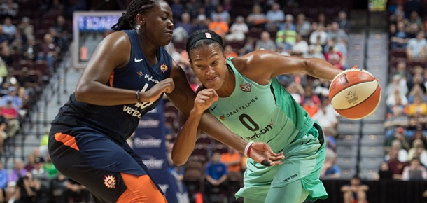 WNBA Connecticut Sun vs New York Liberty Preview and Prediction