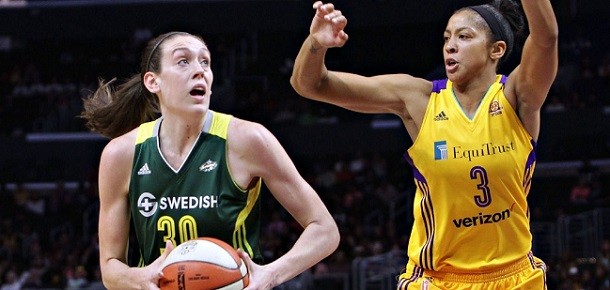 WNBA Los Angeles Sparks vs Seattle Storm Preview and Prediction