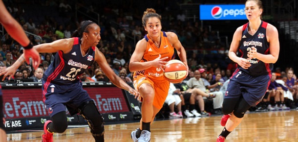 WNBA Washington Mystics vs Phoenix Mercury Preview and Prediction